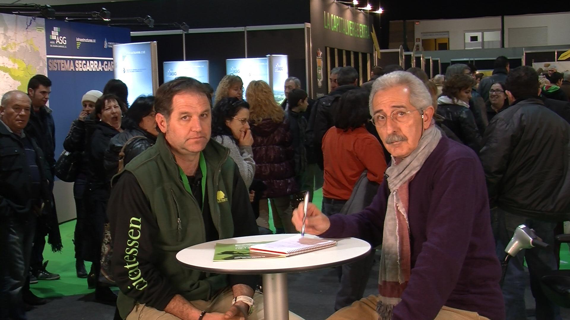 Entrevista Consellera Benestar i Família