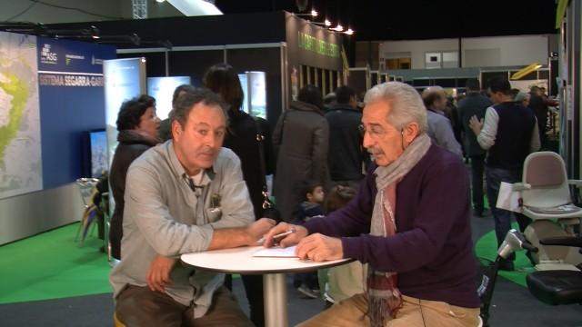 Entrevista Joan Gras Cooperativa d'Arbeca