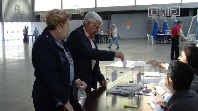 Eleccions Municipals Participació a les 13h