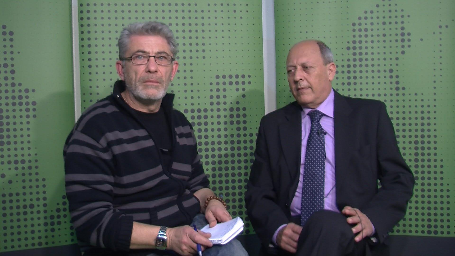 Josep Vallverdú i Manel Fuentes