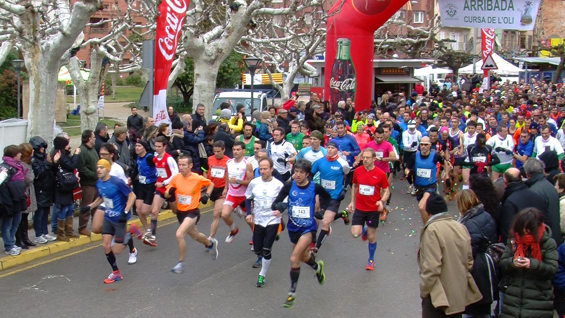 X cursa de l'oli-2013