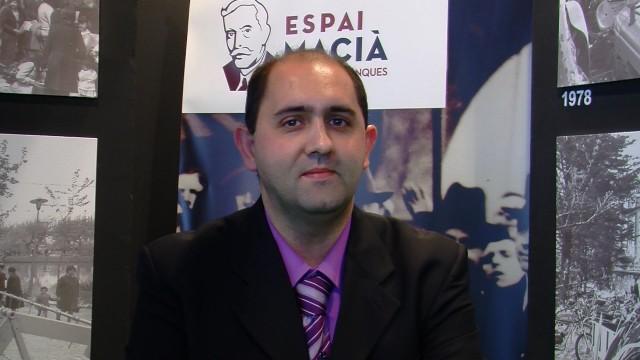 Entrevista Jordi Ribalta, Gerent Patronat Fira de les Garrigues