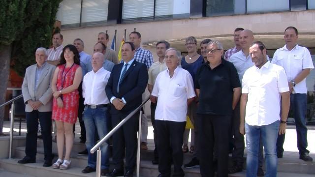 Antoni Villas, nou president del Consell Comarcal