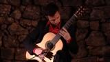 Concert d'Izan Rubio a la Vinya dels Artistes