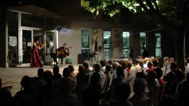 Concert Ala Voronkova i Sergi Vicente
