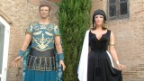 Marc Antoni i Cleòpatra, nous gegants borgencs