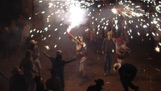 Correfocs Festa Major 2015 de les Borges Blanques