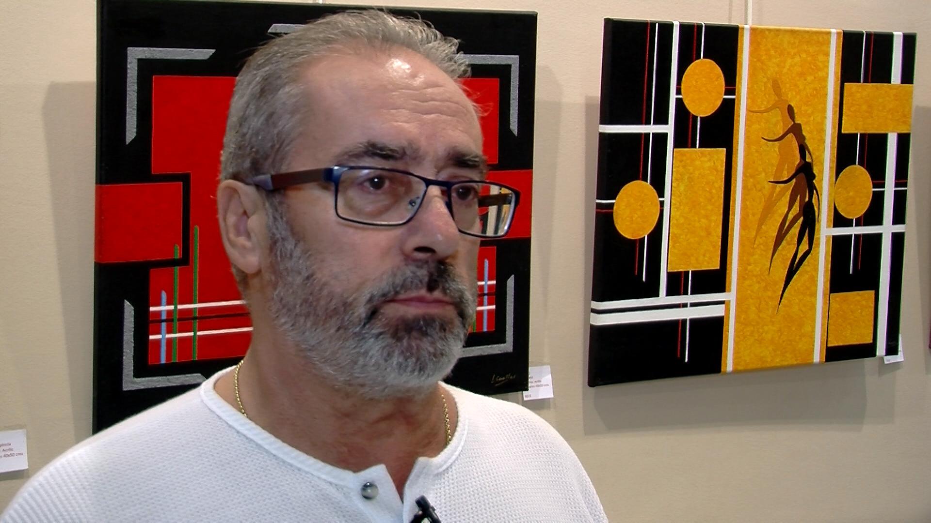 Jordi Caelles, exposició de pintures 2014-2015