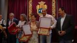 Lliurament dels premis 'Olivera d'Or' 2015