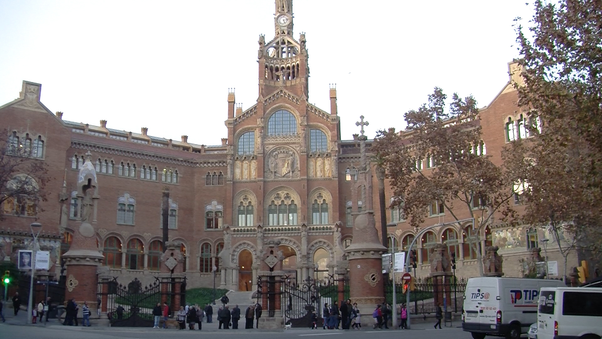 1a. Presentació Fira Oli 2016 al Recinte Modernista de Sant Pau a Barcelona