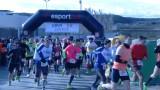 Participants del Club Atlètic Borges a la III Cursa de Carnestoltes de Puigvert de Lleida