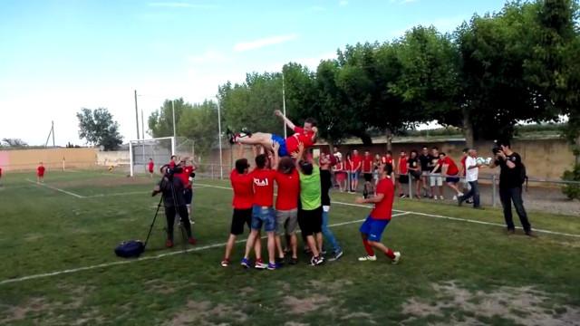 El CF Juneda torna a Segona Catalana després de tres anys a Tercera
