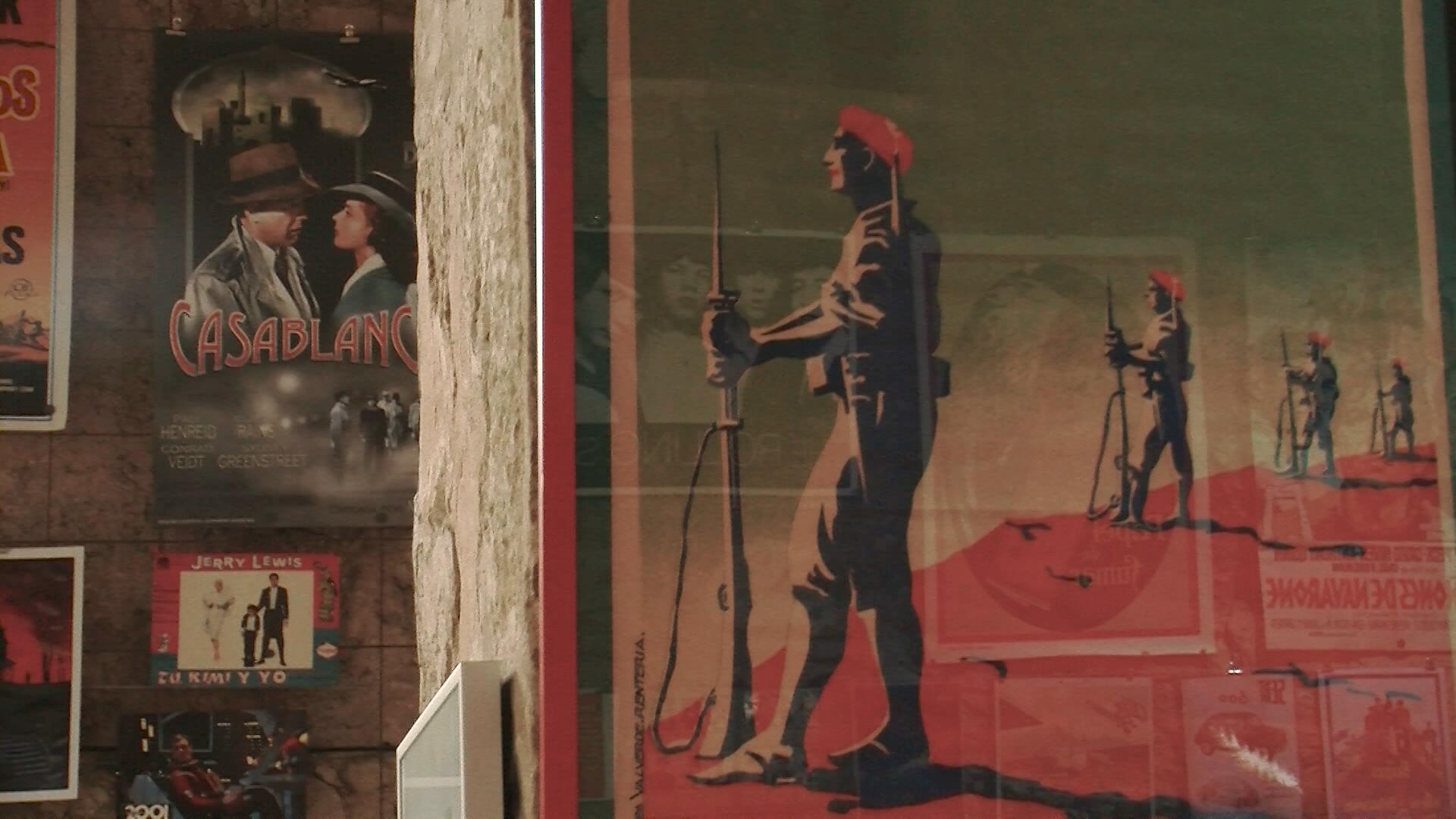 Descobreixen un dibuix original de Màrius Torres al fons Pere Mies de l'Espai Macià