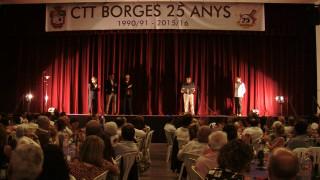 25è aniversari del CTT Borges