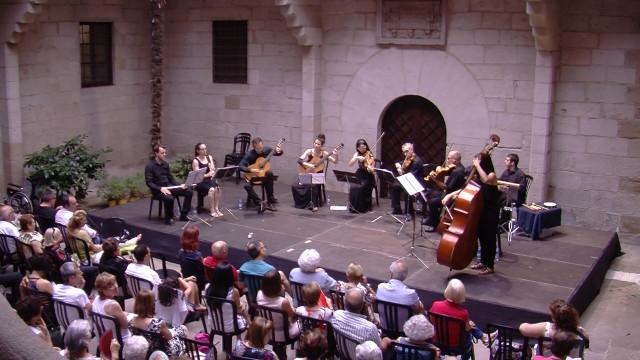 Concert Ensemble XXI a Lleida