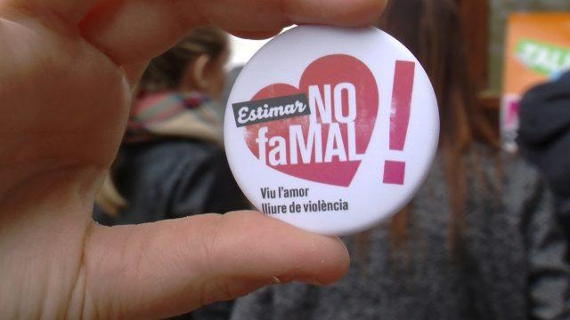 25N Dia Internacional Contra la Violència Envers les Dones