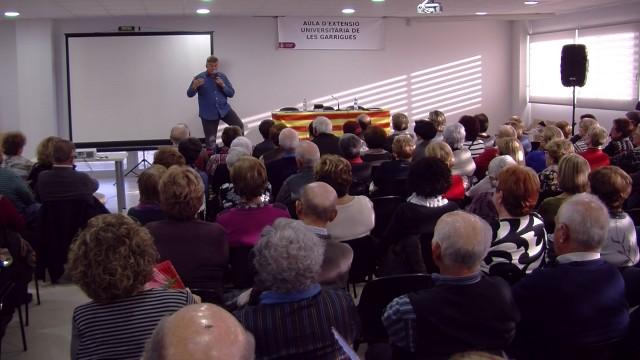Conferència a càrrec de José Manuel Rey Santiso