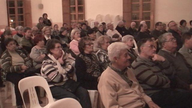 Presentació de l'Associació de la Gent Gran del Vilosell