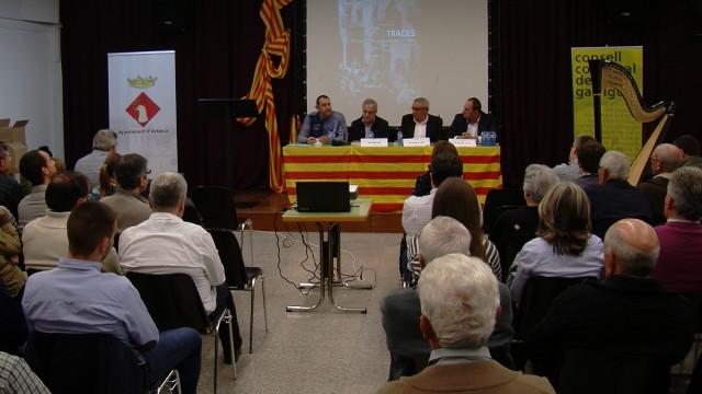 Presentació del llibre Traces i 9è Premi de Joves Investigadors/es de les Garrigues