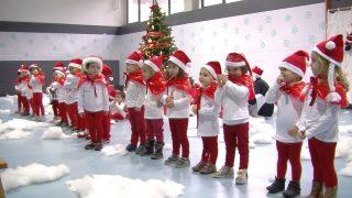 Conte de Nadal a la llar d'Infants del Col·legi Joan XXIII