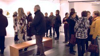 Exposició d'aquarel·les, gravats i mandales de Roser Ripollés