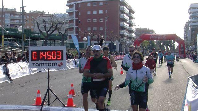 El Club Atlètic Borges a la Mitja Marató Ciutat de Tarragona
