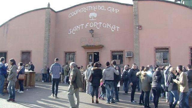 Festa de l'Oli Nou a Castelldans