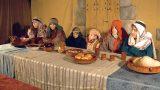 Pessebre vivent al Col·legi Mare de Déu de Montserrat