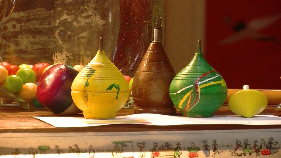 Exposició de baldufes al museu de cal Pauet de les Borges Blanques