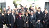 Carme Forcadell encapçala l'acte inaugural de la 54a edició de la Fira de l'Oli