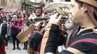 1er Mercat Medieval d'Arbeca
