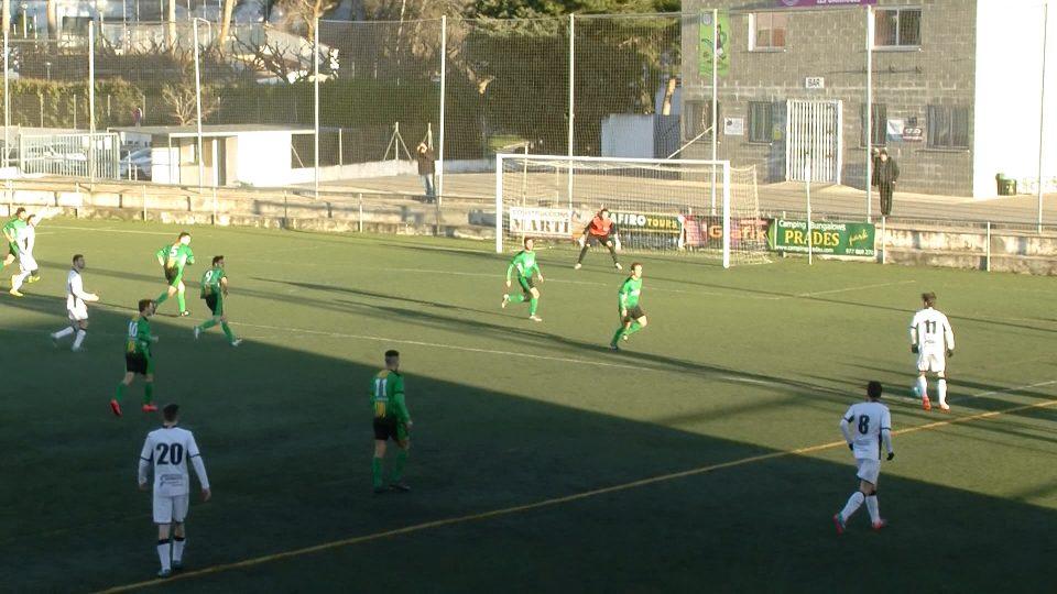 Crònica FC Borges (2) – UE Rapitenca (0)