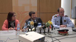 Disminueixen un 8,05% els fets delictius en l'ABP Segrià-Garrigues-Pla d'Urgell