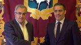 Trobada institucional entre l'Ajuntament de les Borges i el Cònsol General del Marroc