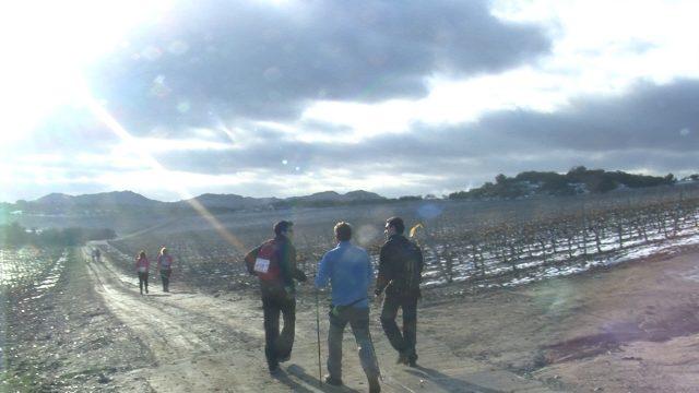 1a Caminada de resistència Borges – Riu Set