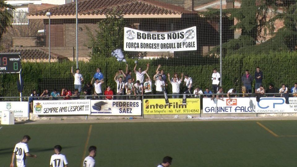 FC Borges 7 – CF Albi 0