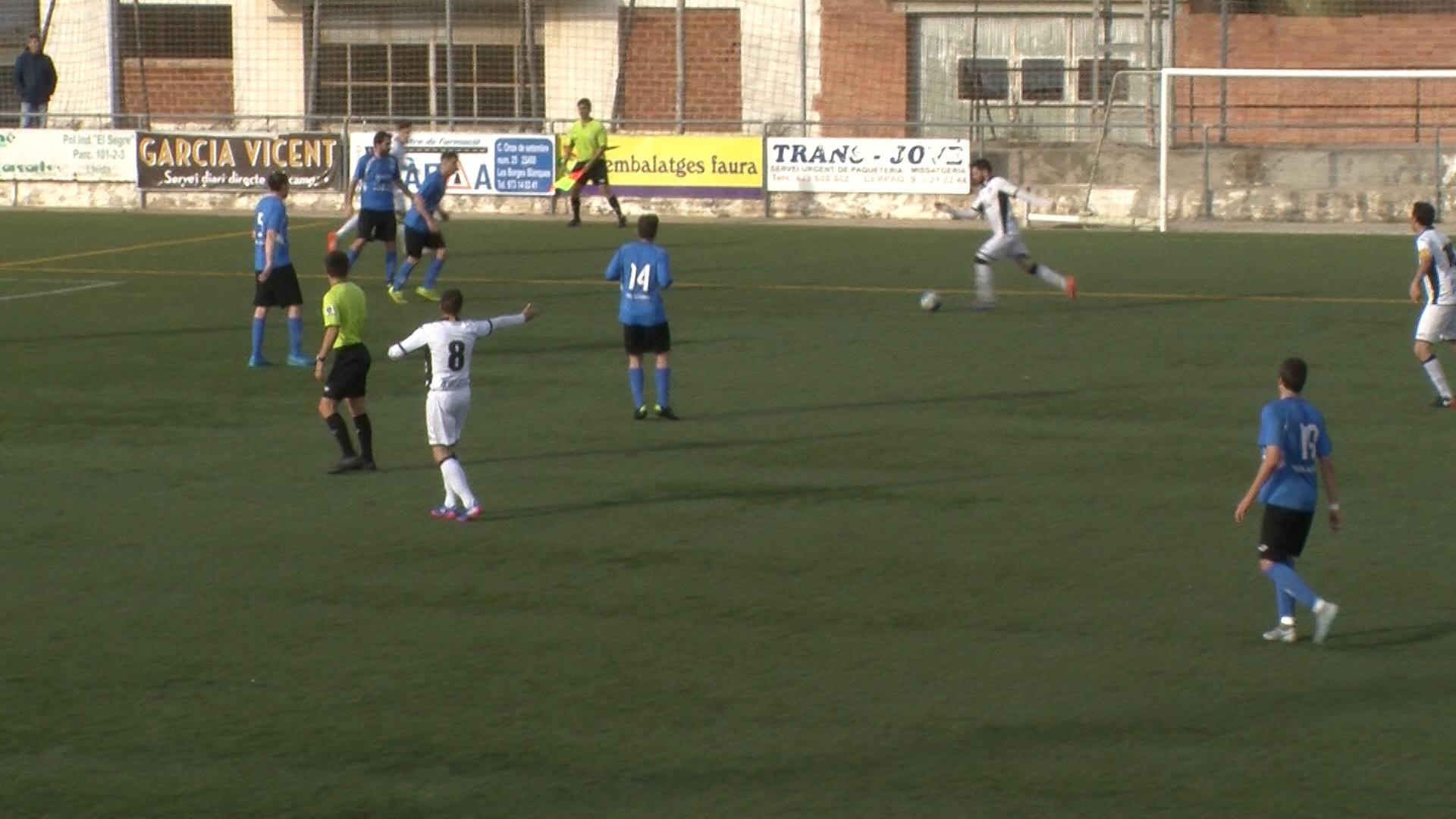 Crònica FC Borges – FC Alcarràs.00_01_10_17.Imagen fija003