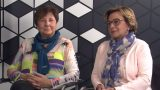 Persones (13): Carme Solé i Rosa Rubió, voluntàries de la Creu Roja