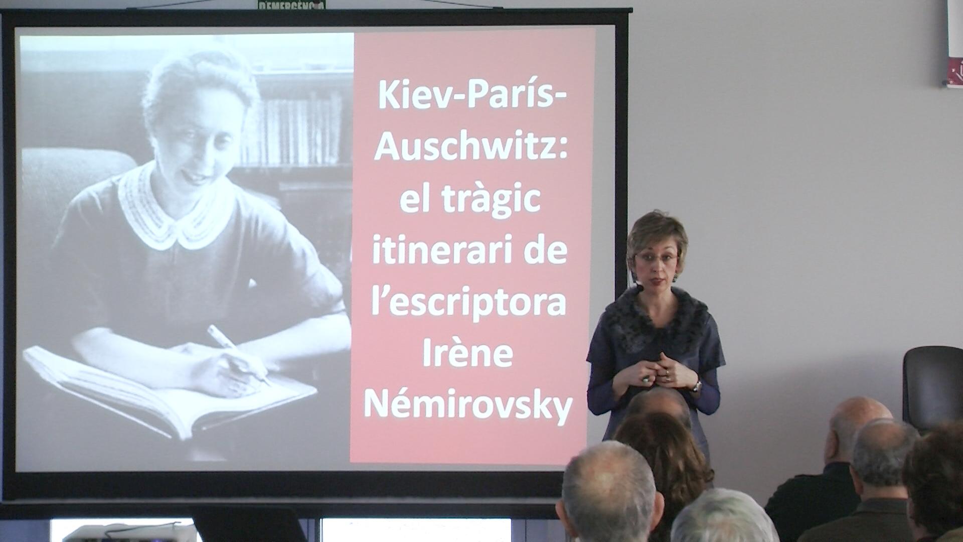Kiev-París-Auschwitz: el tràgic itinerari de l'escriptora Irène Némirovsky