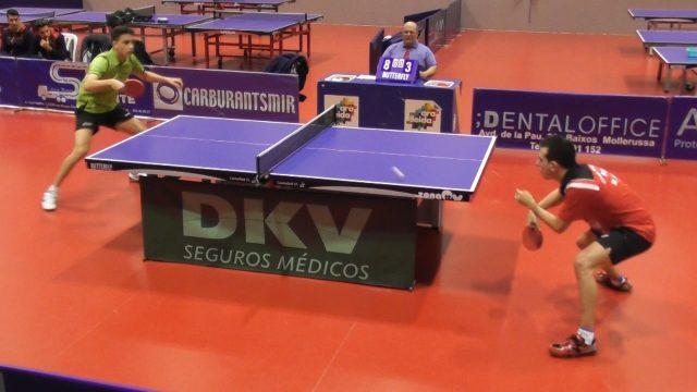 El DKV Borges Vall s'imposa 4-0 al San Sebastián de los Reyes