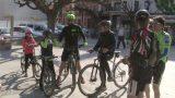 Bicicletada contra el càncer