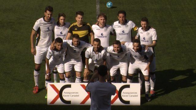 Crònica FC Borges – CF Solsona