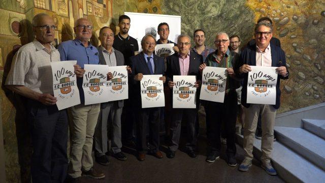 El Futbol Club Borges commemora el seu centenari
