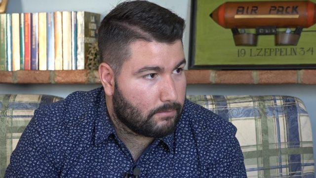 Entrevista al Noel Pérez, premiat per investigar contra el càncer