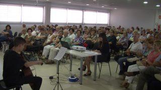 Acte de cloenda del curs de l'Aula d'Extensió Universitària de les Garrigues