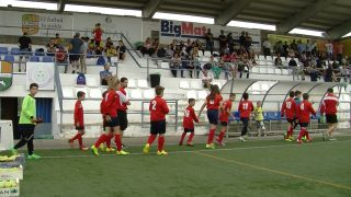 L'Escola Comarcal de Futbol s'endu l'edició 2017 de la Garrigues Cup