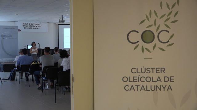 3a Jornada de Formació de màrqueting en empreses oleícoles al CEI