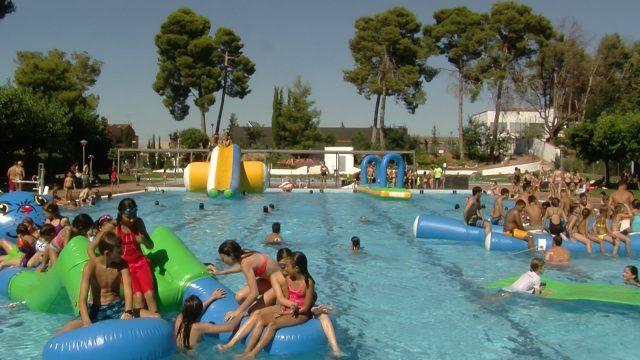 Dia Nereu a les piscines de Les Borges Blanques