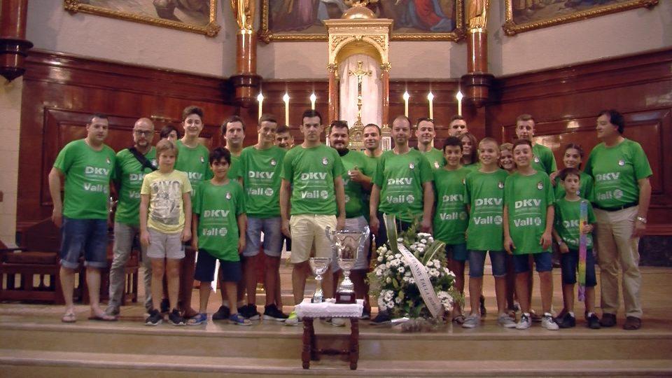 Balanç final de la temporada 2016/17 del CTT Borges