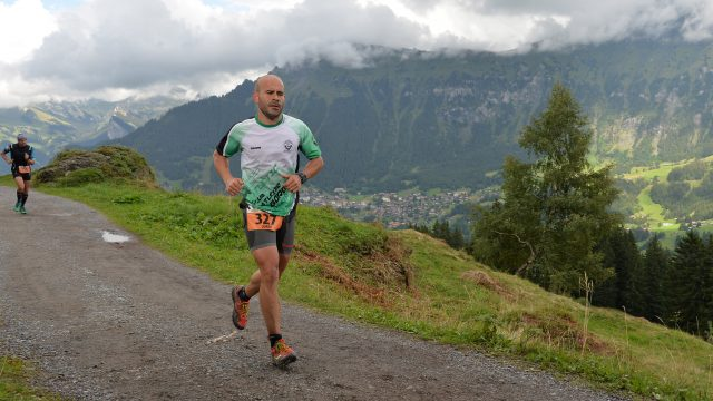 El borgenc Jordi Gil a la Triathlon Inferno de Suïssa